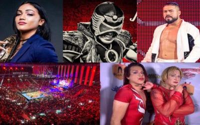 Ráfaga Luchística: Regresa el público en CDMX, Salina de la Renta, Andrade, Aersotar, Las Shotas y más