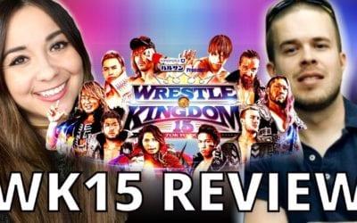 LIVE: NJPW Wrestle Kingdom 15 Post-Show Review