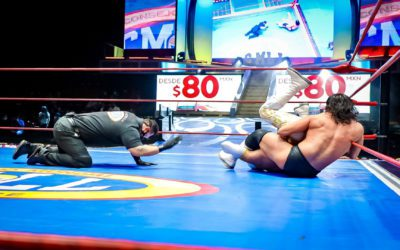 CMLL Family Sunday Live Show at the Arena Mexico Results (09/26/2021)