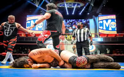 CMLL Tuesday Night Live Show at the Arena Mexico Results (09/28/2021)