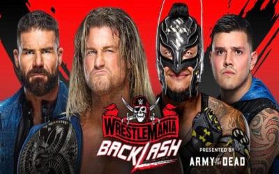Cartelera y horarios de WrestleMania Backlash para Latino América