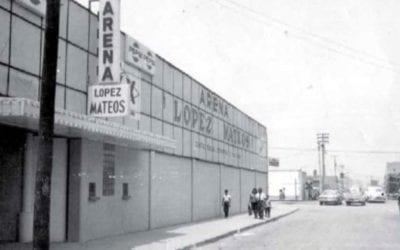 Arena Lopez Mateos celebrates its 54th Anniversary