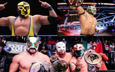 This day in lucha libre history… (January 11)