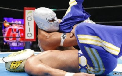Match of the Day: Mistico Vs. Tiger Mask IV (2009)