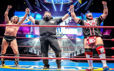 CMLL Family Sunday Live Show at the Arena Mexico Results (10/03/2021)