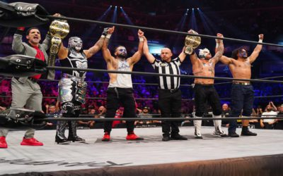 AEW Rampage: Grand Slam Episode 7 in New York City Results (09/24/2021)