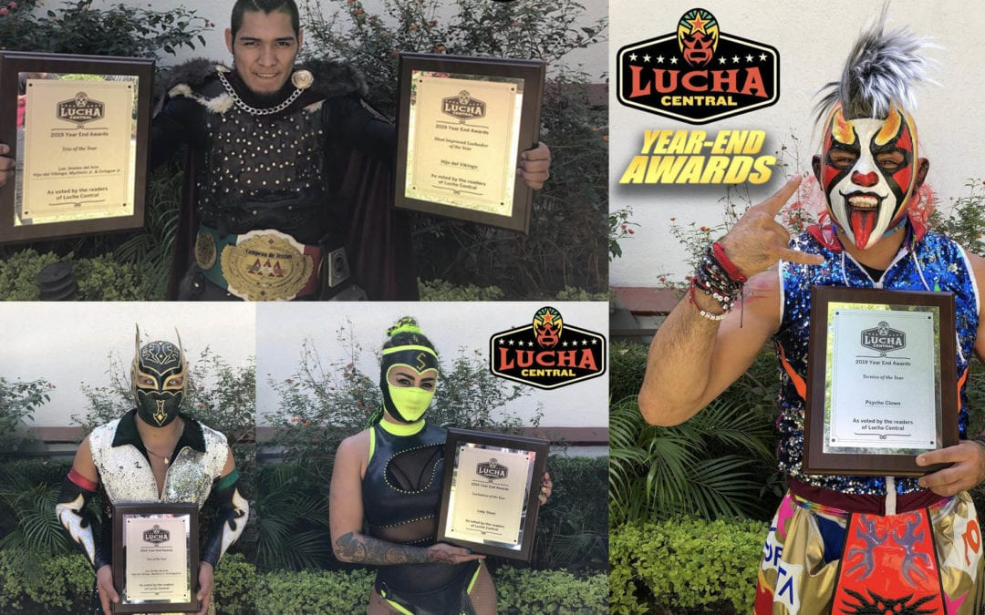 Lucha Central 2019 Year End Awards Results!
