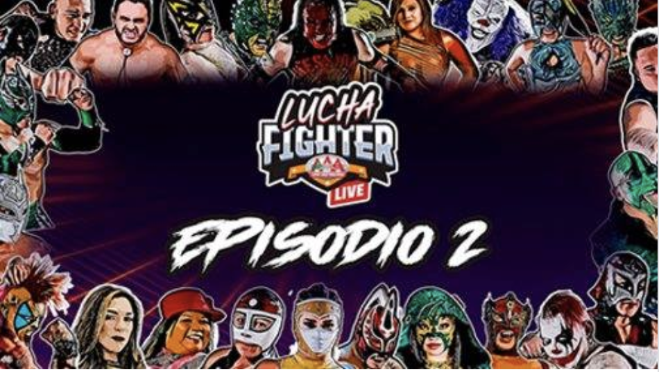 LIVE: Lucha Fighter AAA Live Tournament Episode 2 (04/25/2020)