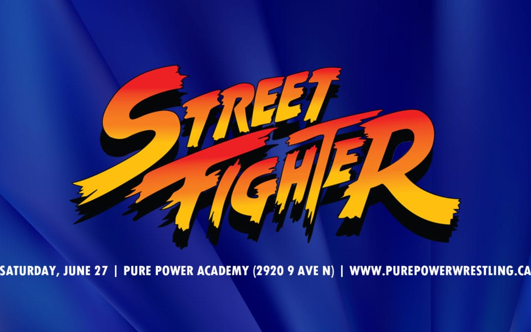 Pure Power Wrestling Street Fighter Review