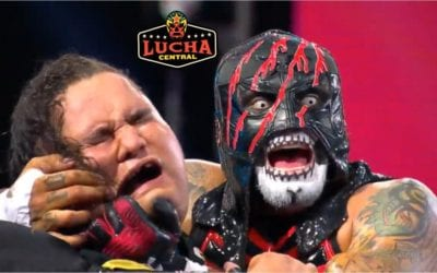 AAA Lucha Fighter Week Two Review