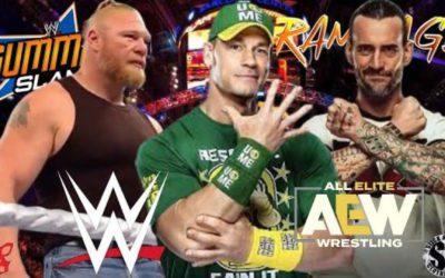 ¿AEW o WWE? ¿Quién tuvo el mejor regreso?