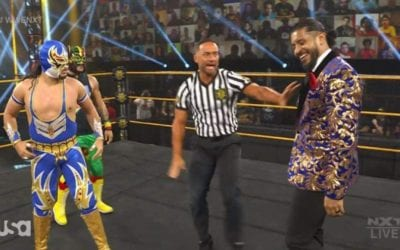 WWE NXT Live in Orlando Results (12/30/2020)