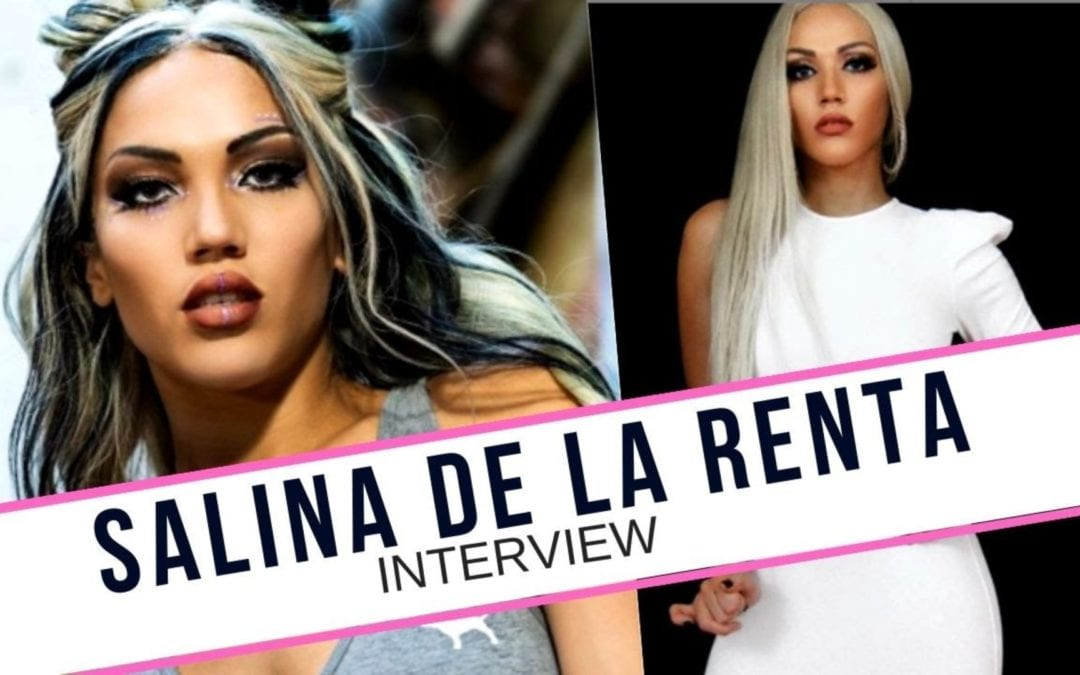 Salina de La Renta on Why She Started Wrestling