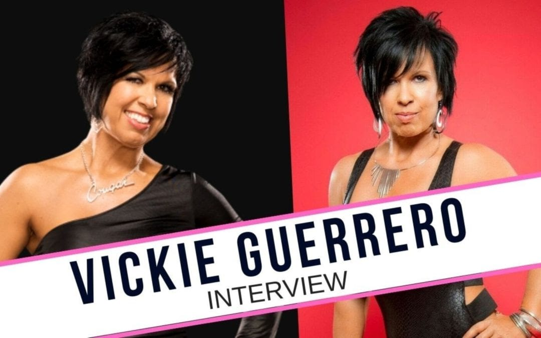 Vickie Guerrero talks working with AEW, managing Nyla Rose, WWE & future plans