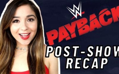 LIVE: WWE PayBack 2020 Post-Show Review