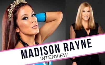 IMPACT Wrestling's Madison Rayne Talks Women's Wrestling, Commentary, New Talent & More!