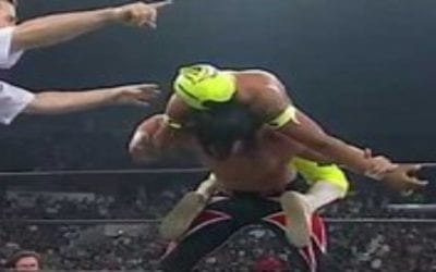 Match of the Day: Rey Mysterio Vs. Eddie Guerrero (1997)