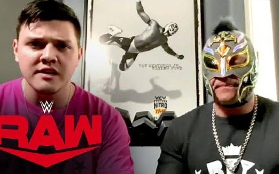 WWE Monday Night RAW in Orlando Results (06/01/2020)