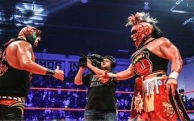 Match of the Day: Psycho Clown & Dr. Wagner Jr. Vs. El Nuevo Poder del Norte Vs. Los Totalmente Traidores (2017)